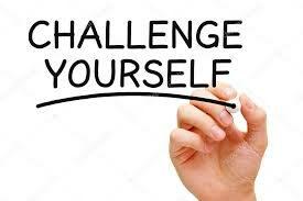challange yourself